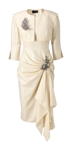 Bridal - Rita Dress & Lauren Jacket  from Jane & Marilyn